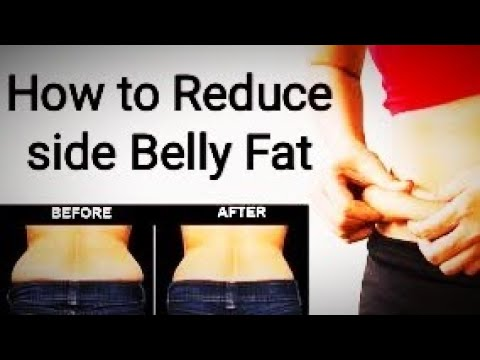 yoga to reduce side belly fat  increase flexibility