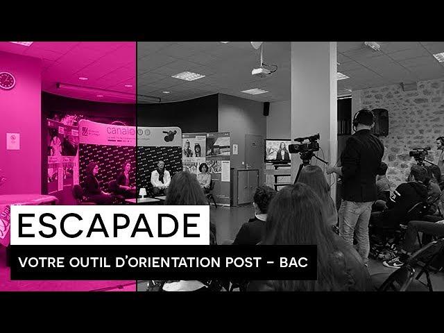 Escapade : Votre outil d'orientation post-bac