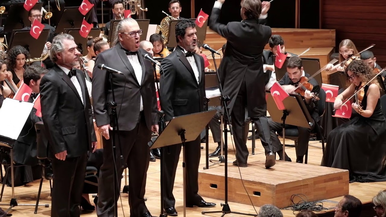Ahmed Adnan Saygun - Köroğlu (Olten Filarmoni & 3 Bas - 08.10.2017)