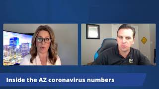 Inside Arizonas Coronavirus Numbers - Aug. 7, 2020 YouTube Videos