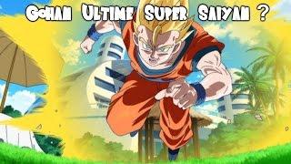 Gohan Ultime Super Saiyan ? #2