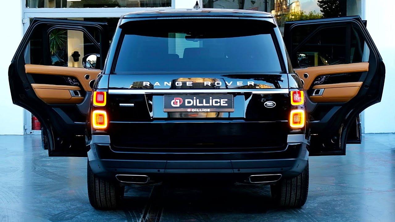 2020 Land Rover Range Rover - Luxury Large SUV!