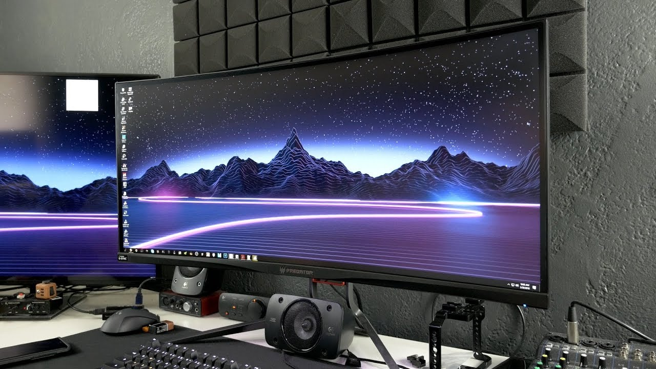 Acer X34P In-Depth Review | BEST Ultrawide of 2018
