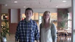 Rundvisning på Flemming Efterskole - hjerne og gymnastik