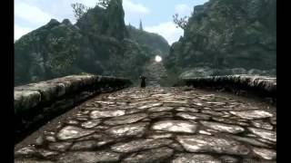 Ballistic Spells (Skyrim Mod) - NPC experiment