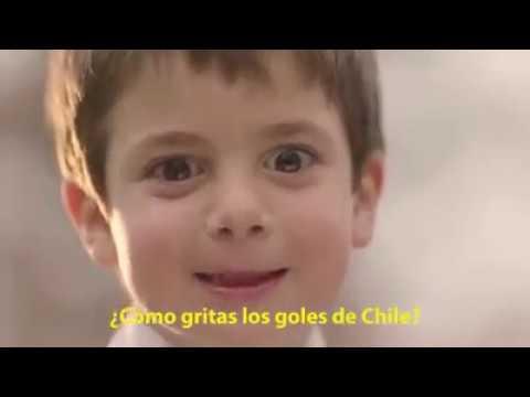 """Sergio """"Niño Que No Peleen"""" de Itaú - Fútbol"""