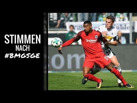 BMG-SGE | Stimmen nach dem Spiel | Eintracht Frankfurt