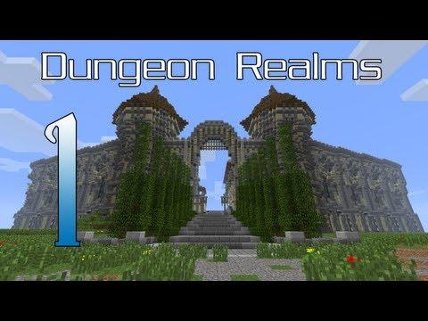 Team Nancy Drew - Dungeon Realms - E01