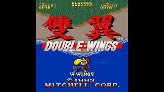 Double Wings Loop2 1994 Mitchell Mame Retro Arcade Games