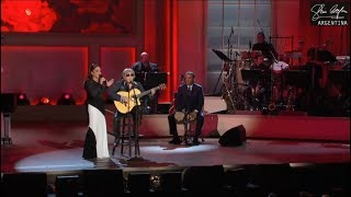 "Gloria Estefan & José Feliciano perform ""Tengo Que Decirte Algo"" at the Gershwin Prize (PREVIEW)"