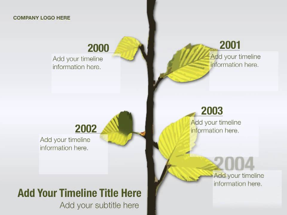 tree timeline timeline templates for sale