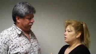 GRN Learder Debbie Turner interviews Robert Mergupis