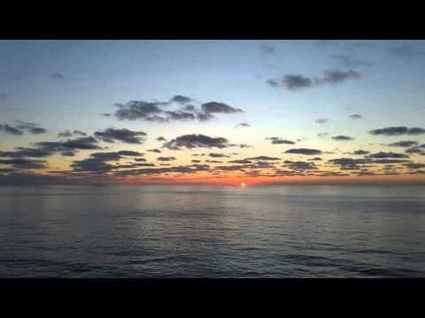 Sunset 17.12.2015