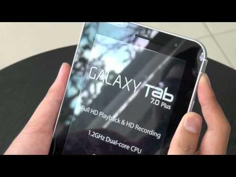 Tinhte.vn - Trên tay Samsung Galaxy Tab 7 Plus