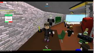 ROBLOX: Twisted Murderer 4 Rounds Avec Killerstaal