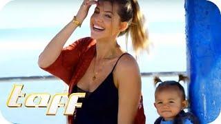 Babywunsch! Sarah Harrison über ein Geschwisterchen für Mia!   Hollywood Madness   taff   ProSieben