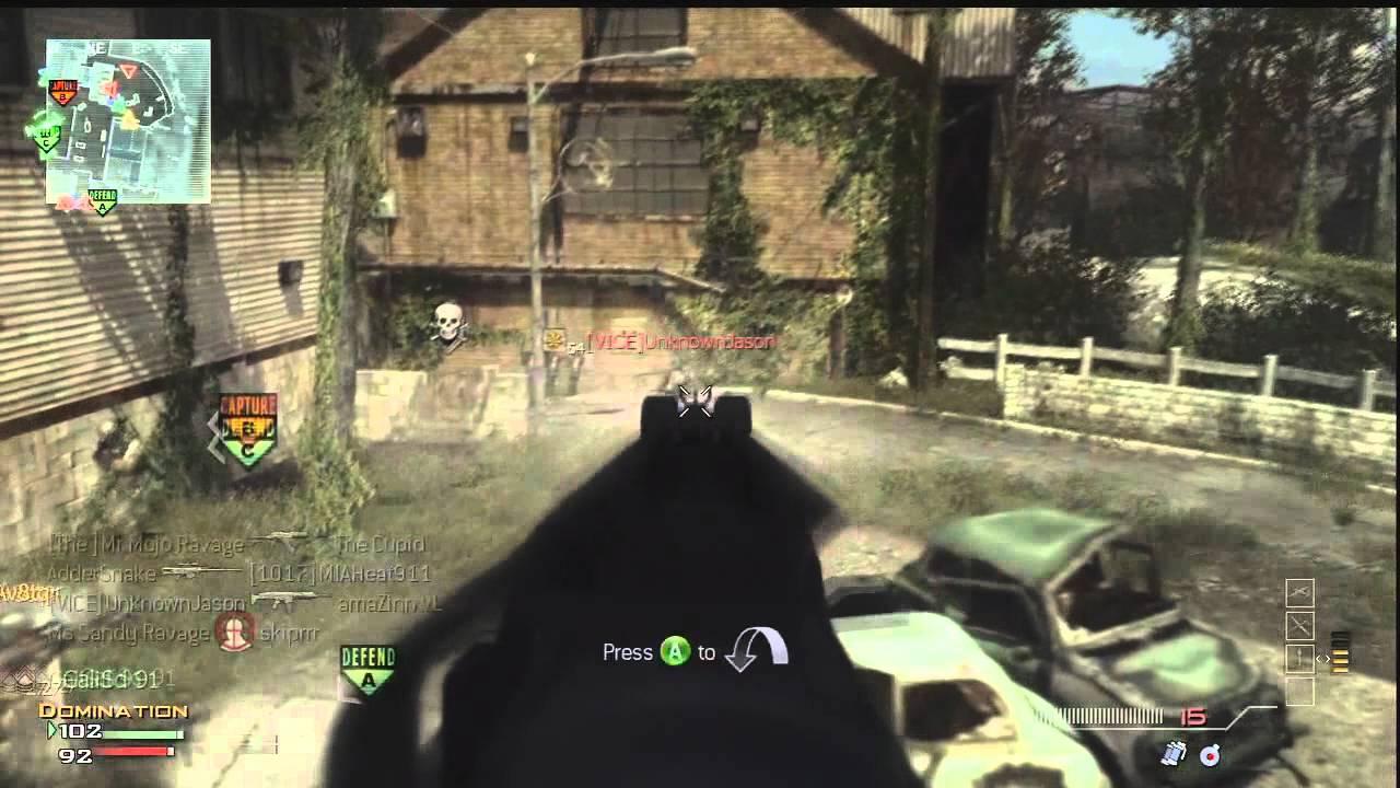 Hidden Cod4 Amp Mw2 Maps In Mw3 Youtube