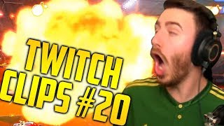 TWITCH LIVESTREAM CLIPS OF THE WEEK #20