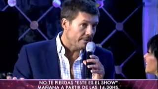 Showmatch 2011 - La Negra