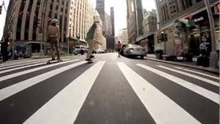 Arbor Skateboards :: NYC Skate Session With Crigler, Kelly and Noble