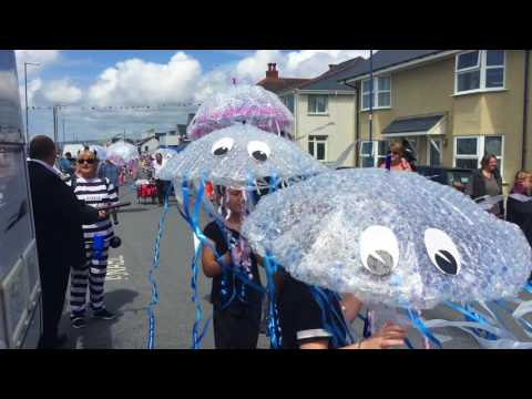 Borth Carnival Part 1 04 August 2017