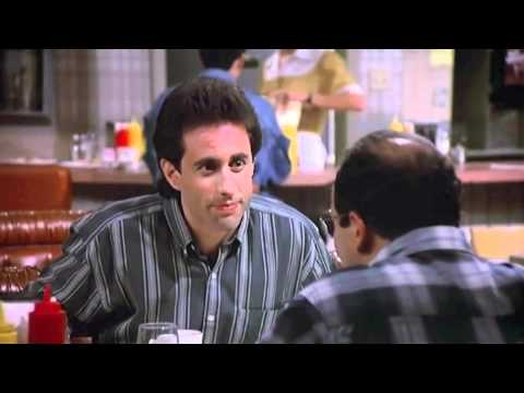 Seinfeld Clip - Jerry Tries Talking Dirty