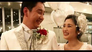 石川梨華の結婚パーティーにモー娘。OGが出席 実父に向けた「ハピサマ」...