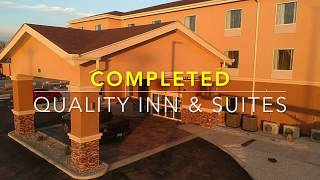 Quality Inn & Suites Completed Project