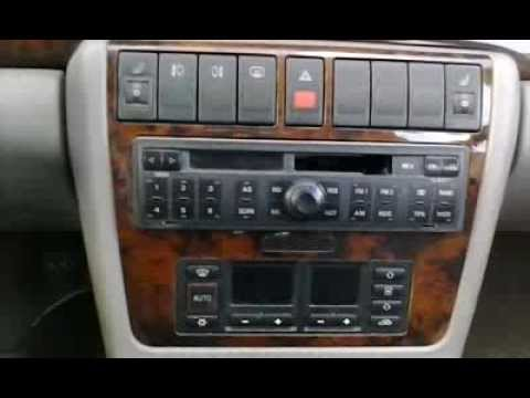 how to remove radio from audi a4 without special key - youtube, Wiring diagram