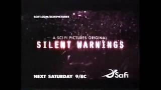 Sci Fi - Silent Warnings Promo - 2003