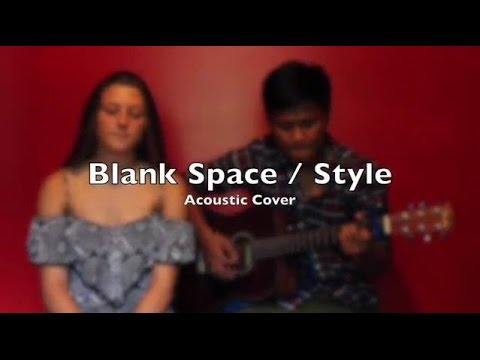 Blank Space/Style Cover