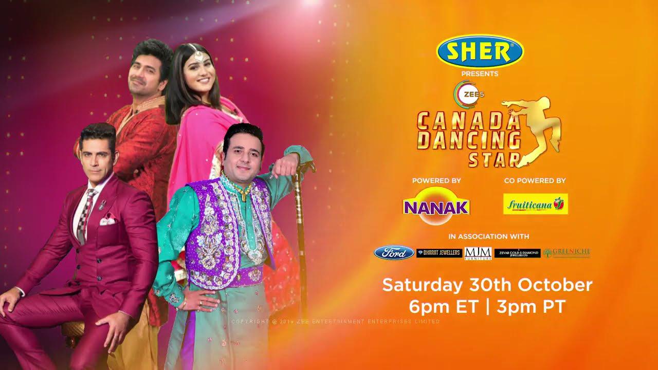 Zee5 Canada Dancing Star Episode #2