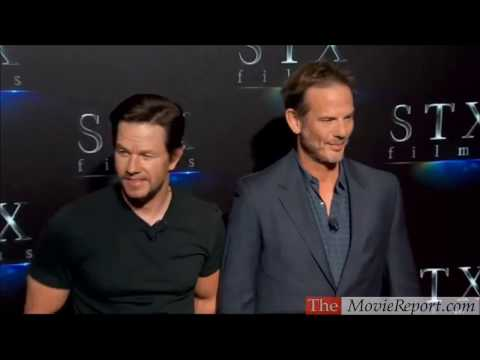 Mark Wahlberg & Peter Berg talk MILE 22