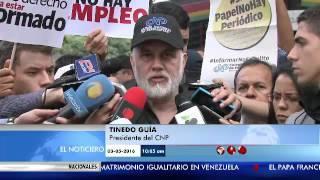 El Noticiero Televen - Emisión Meridiana - Martes 03-05-2016