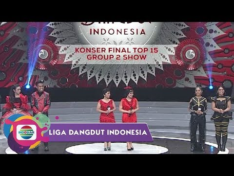 Highlight Liga Dangdut Indonesia Konser Final Top 15 Indosiar