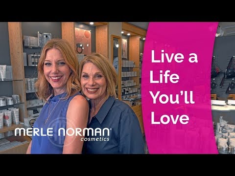 Merle Norman Franchise: Live a Life You'll Love