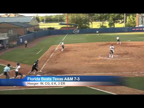 Florida Softball Postgame Video (vs. Texas A&M) April 24, 2015