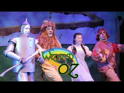 THE WIZARD OF OZ Trailer 2017 - LifeHouse Theater