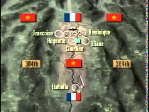War in Vietnam   Documentary on the Battle of Dien Bien Phu