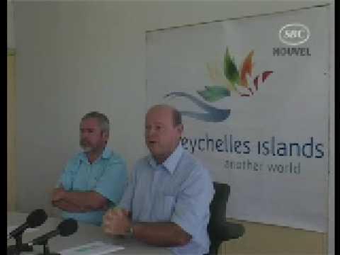SBC Seychelles: Press Conference Seychelles Tourism Board Part 2  19.01.09