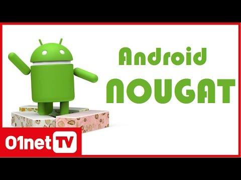 Android Nougat : les nouveautés décryptées
