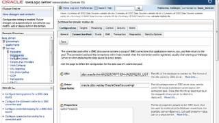 Oracle WebLogic Server 12.1.2 Integration to Oracle Database 12c