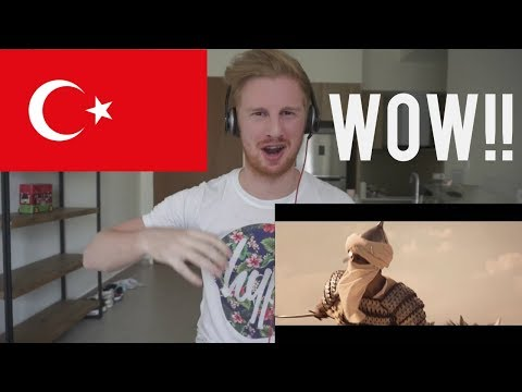 (WOW!!) Uğur Işılak - Dombra (Official Video) // TURKISH MUSIC REACTION