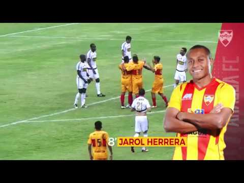 PRIMERA   GOL DE JAROL HERRERA ANTE DVO. TACHIRA FC   JORNADA 10 TORNEO CLAUSURA 2017