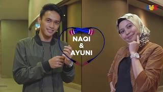 Pasangan 4 - Naqi & Ayuni   Lagu Cinta Kita  2019
