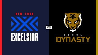 New York Excelsior vs Seoul Dynasty | Match of the Week | Overwatch League