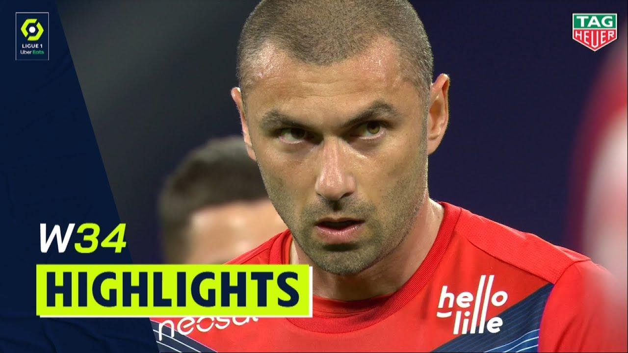 Highlights Week 34 - Ligue 1 Uber Eats / 2020-2021
