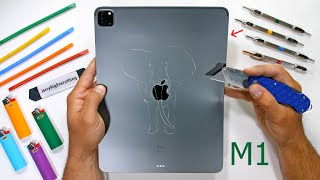 NEW iPad Pro M1 Durability Test! - Are Apple Mini LED's Stronger?