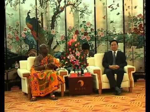 China - by VORDA, the Volta Region Development Agency