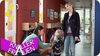 Krankes Kind - Knallerfrauen mit Martina Hill | Die 3. Staffel